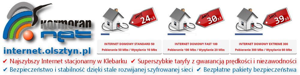 Internet Klebark Mały